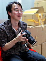 ZHANG Cheng's DSLR Purchase - Portraits