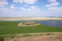 Amboseli — Views from Atop Noomotio 'Observation Hill'