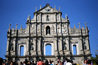 Macau - St. Paul's Ruins Revisited