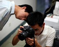 Jian and Wenhui with EOS 700D