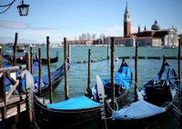 Blue Covers, Black Gondolas