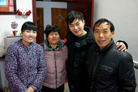 QIAN Family at Home