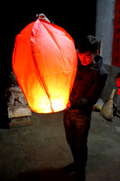 Kongming Lantern Launch