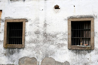 Barred Windows