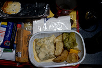 South African In-flight Meal